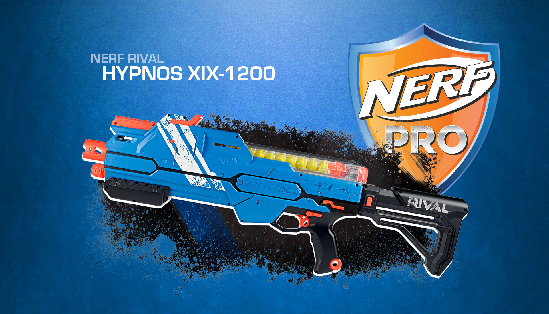 Nerf Pro - Nerf Rival
