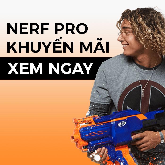 Nerf Pro Sale Off